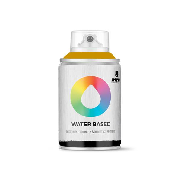 MTN Spain Water Based Spray Paints 100ML - Raw Sienna