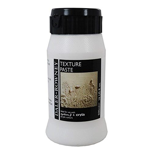 Daler-Rowney Texture Paste (OPEN STOCK)