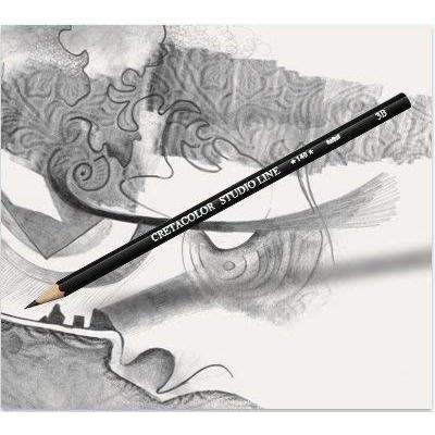 Cretacolor Artists Studio Line Graphite Pencil Set of 12