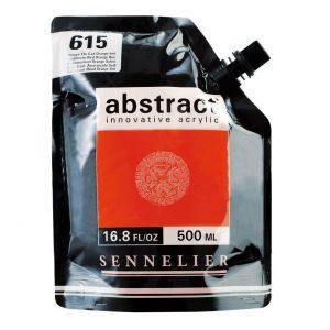 Sennelier Abstract Artist Acrylic pouch 500ML (Open Stock)