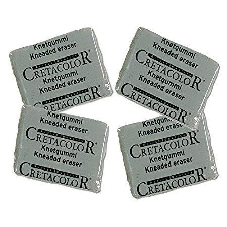 Cretacolor Kneadable Eraser Big (Pack of 4)