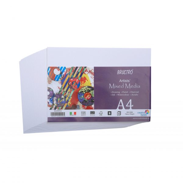 Brustro Artists Mixed Media Papers (OPEN STOCK)