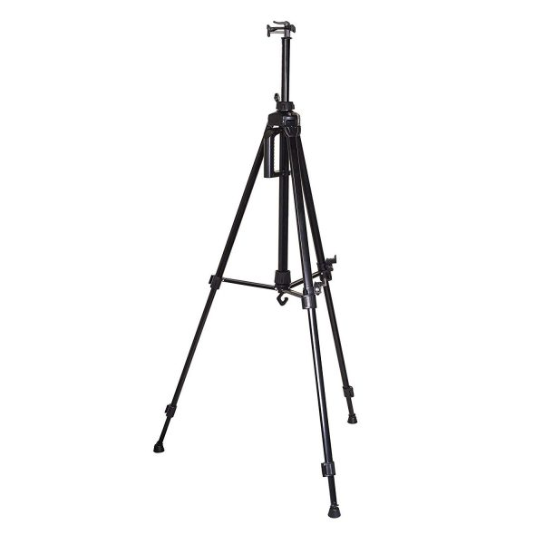 Brustro Artists' Pro Art Tripod Metal Easel With Weather Proof Carry Bag
