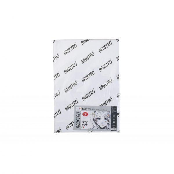 Brustro Bristol Ultra Smooth Paper (Open Stock)