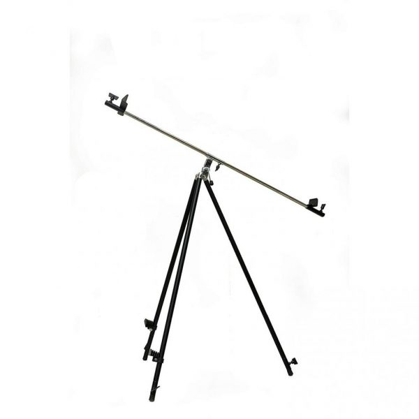 Brustro Steel Field Easel- Black With Weather Proof Carry Bag