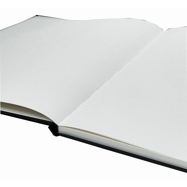 Brustro Artists' Sketch Book Stitched Bound A3-110 GSM, 124 Pages Acid Free
