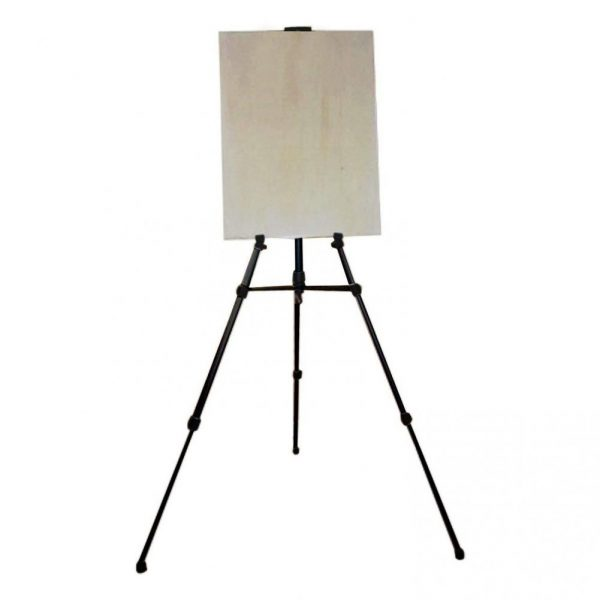 Brustro Portable & Folding Art Easel Tripod Stand with Adjustable Height in a Nylon Carry Case