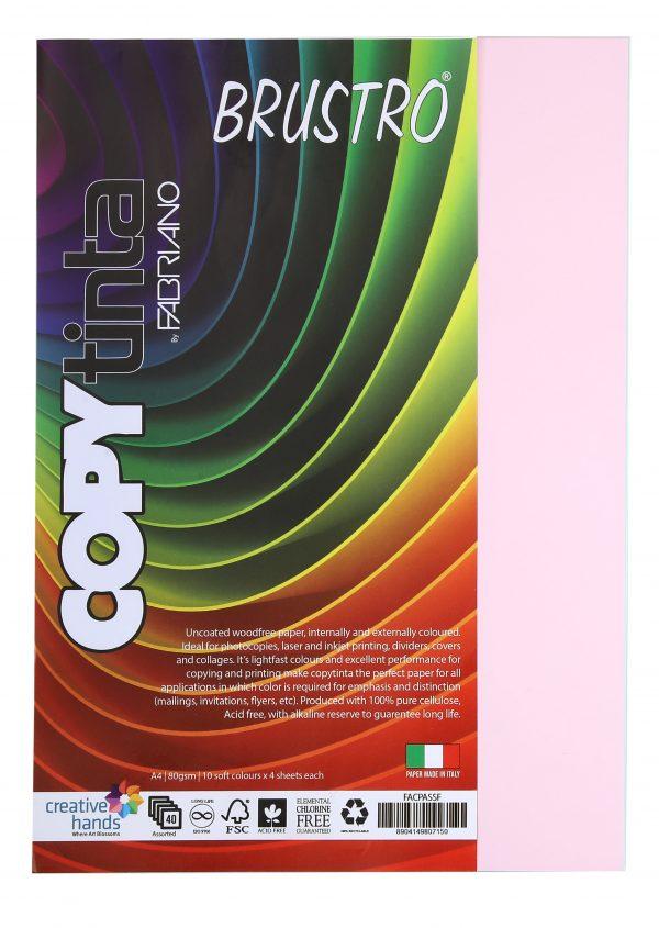 Fabriano Copy Tinta A4 Lavanda (Pack of 2)