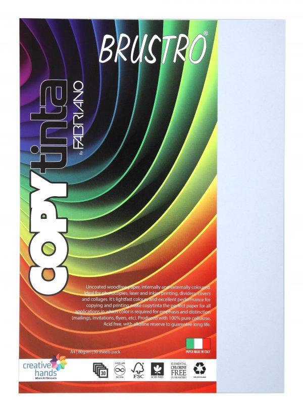 Fabriano Copy Tinta A4 Grigio (Pack of 2)