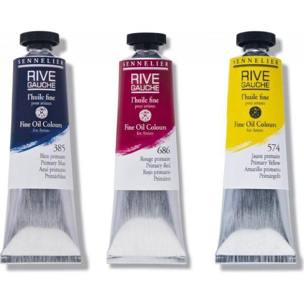 Sennelier Rive Gauche Artist Oil Color 40 ml (OPEN STOCK)