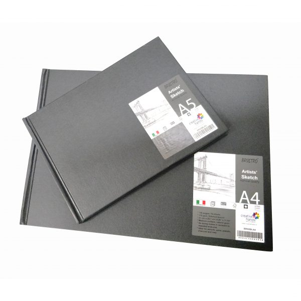 Brustro Artists' Drawing & Sketch Books (OPEN STOCK)