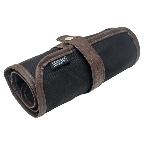 Brustro Pencil Wrap (48 Slots) Canvas Roll Up Carry Case