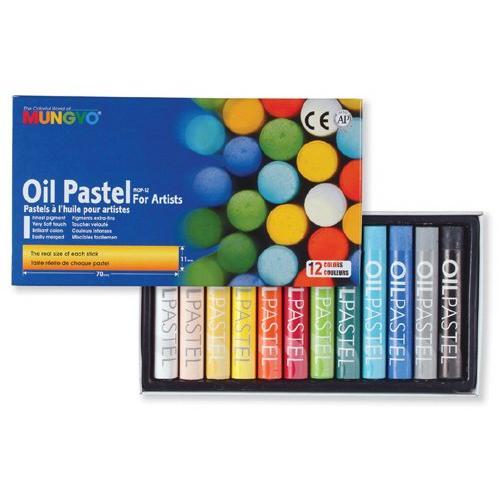 Mungyo Oil Pastel