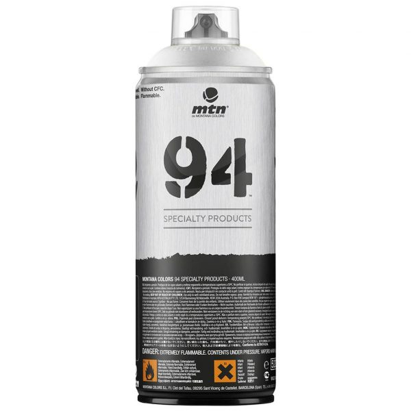 MTN 94 Spain Spray Paints 400ML - White