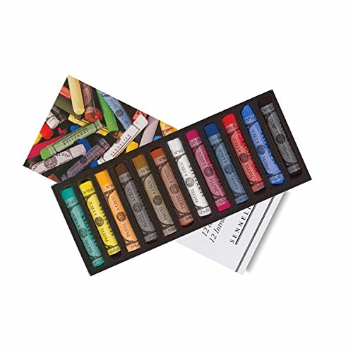 Sennelier Extra Soft Pastel Set of 12 - Introductory