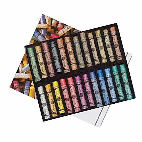 Sennelier Extra Soft Pastel Set of 24 - Iridescent