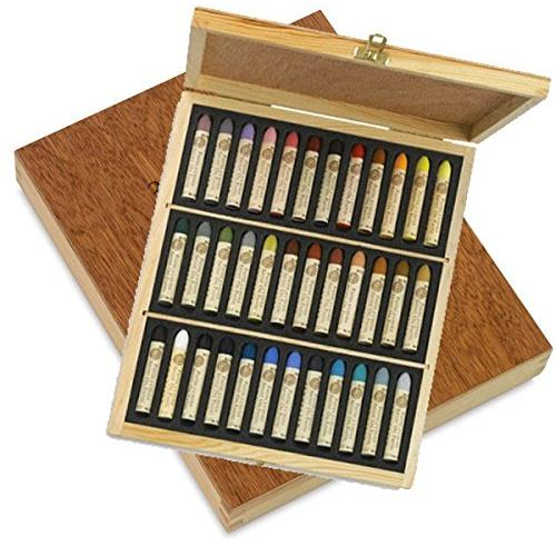Sennelier Oil Pastel Set of 36 - Large