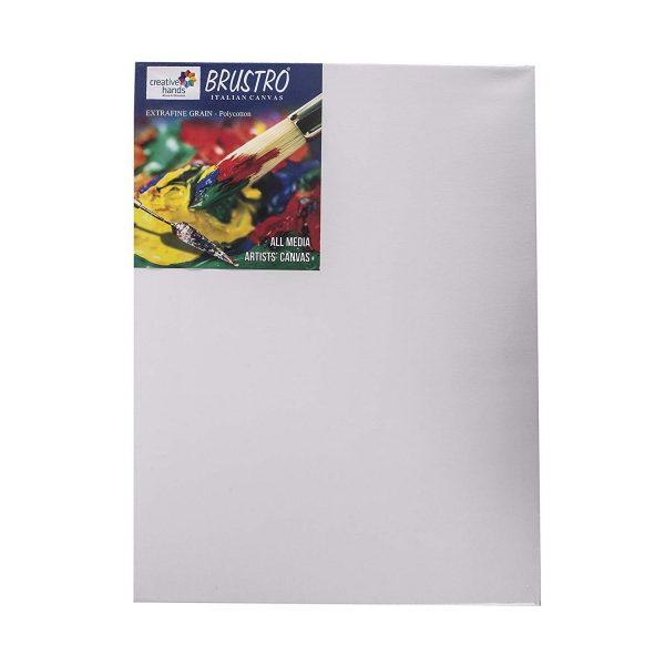 Brustro Stretched Canvas (Extra fine grain) (OPEN STOCK)