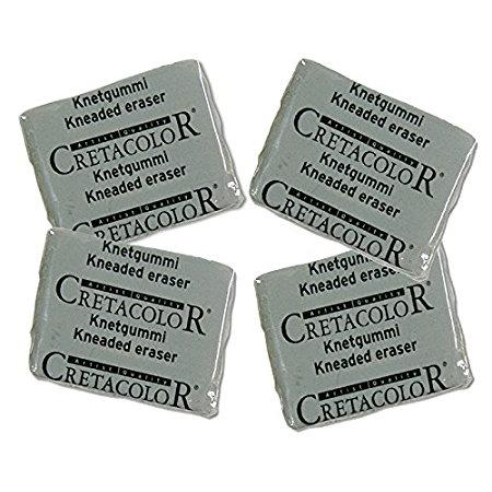Cretacolor Artists' Charcoal Leads Soft (Set of 6)