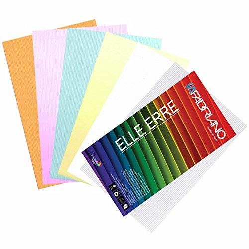 Fabriano Elle Erre A4 Assorted Soft (Pack of 2)