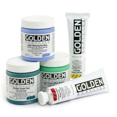 Golden Acrylics Clearance Stock
