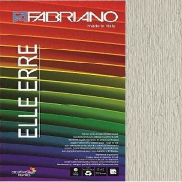 Fabriano Elle Erre 12X12 Brina