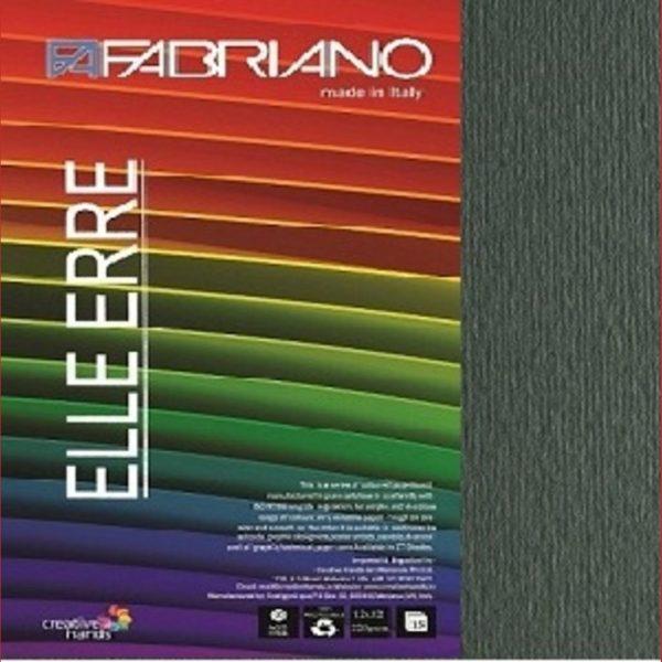 Fabriano Elle Erre 12X12 Ferro