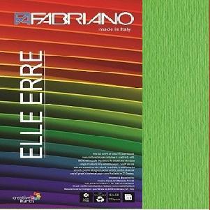 Fabriano Elle Erre 12X12 Verde Pisello