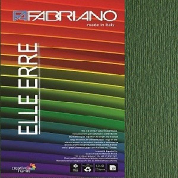 Fabriano Elle Erre 12X12 Verdone