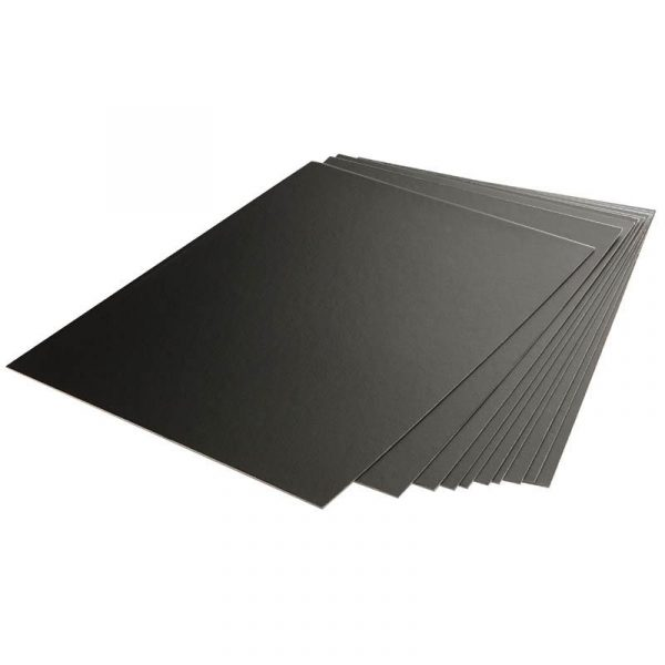 Essdee Fine Quality British Scraperboard Black 305X229MM (Pack of 10)