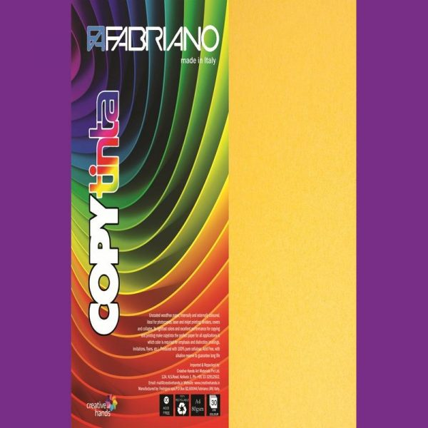 Fabriano Copy Tinta A4 Cedro (Pack of 2)