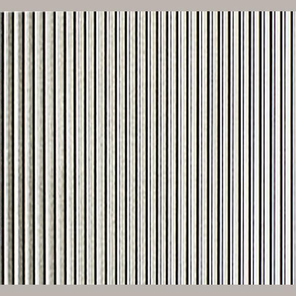 Fabriano Corrugated Sheets 50 X 70 CM Silver (Pack of 10)