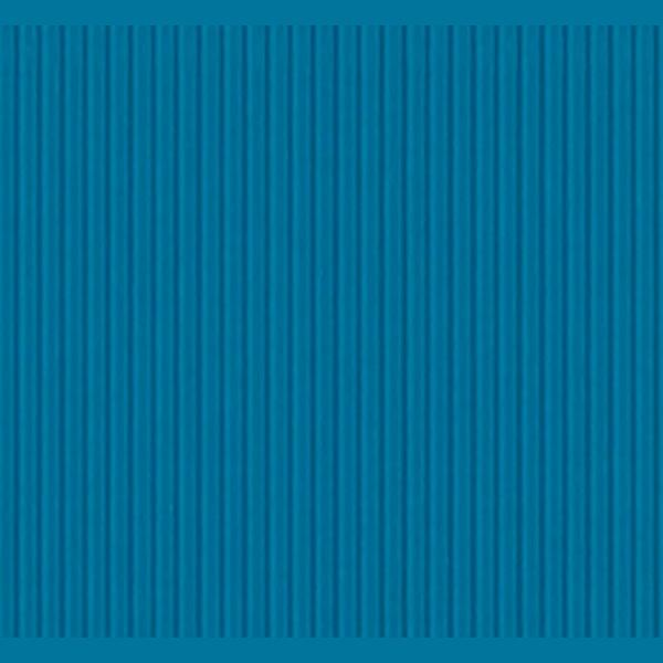 Fabriano Corrugated Sheets 50 X 70 CM Blue (Pack of 10)