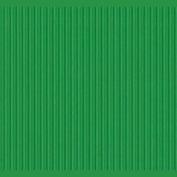 Fabriano Corrugated Sheets 50 X 70 CM Green (Pack of 10)