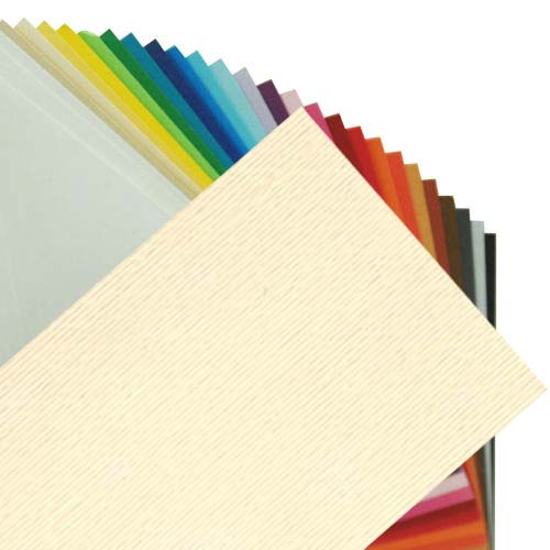 Fabriano Elle Erre Sheet 50 X 70 CM Panna (Pack of 10)