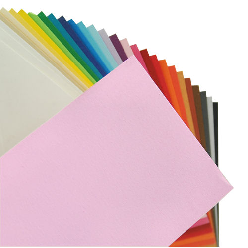 Fabriano Elle Erre Sheet 50 X 70 CM Rosa (Pack of 10)