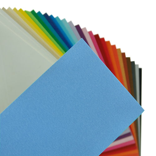 Fabriano Elle Erre Sheet 50 X 70 CM Cielo (Pack of 10)