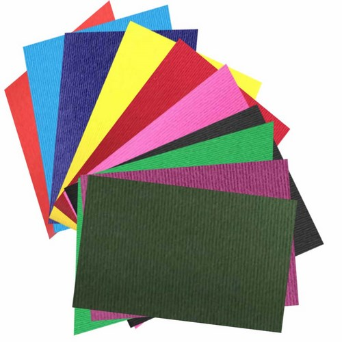Fabriano Elle Erre Sheet 50 X 70 CM Assorted Bright (Pack of 10X2)