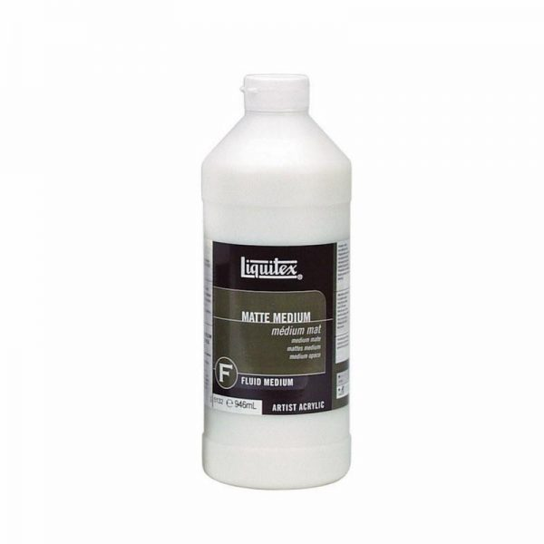 Liquitex Fluid Medium Matte Medium 946ML