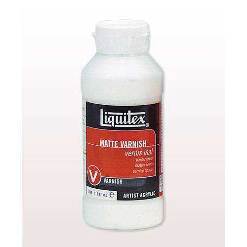 Liquitex Matte Varnish 236 ML
