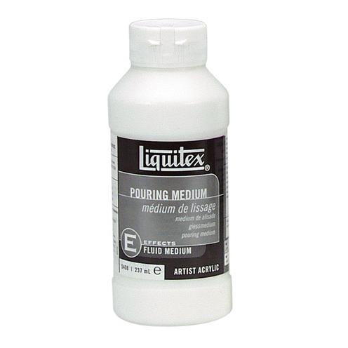 Liquitex Fluid Pouring Medium 237ML