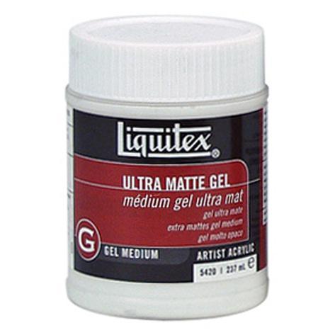 Liquitex Gel Medium Ultra Matte Gel 237ML