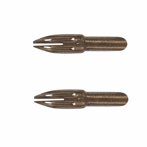 William Mitchell Calligraphy Scroll 10 Loose Nibs (Pack of 6)