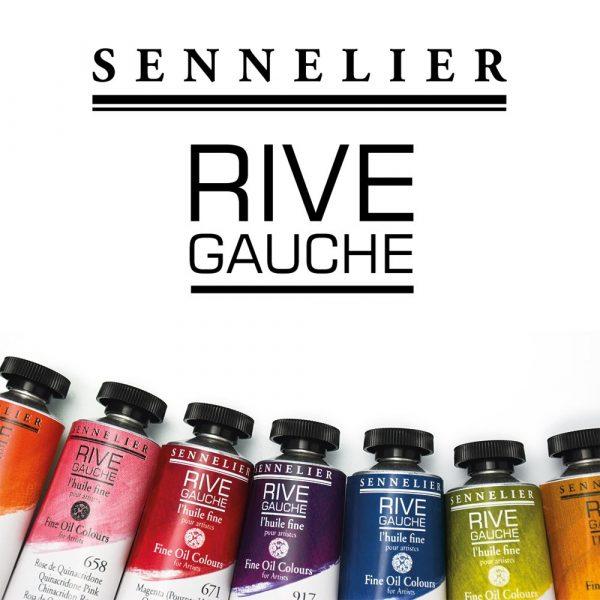Sennelier Rive Gauche Artist Oil Color 200 ml (OPEN STOCK)