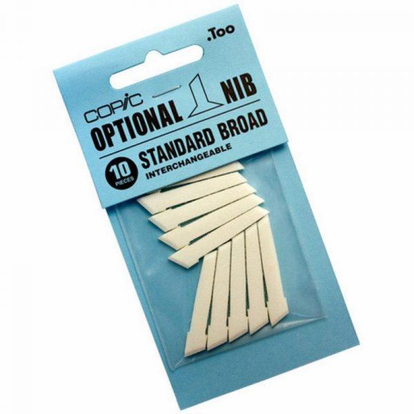 Copic Standard Broad Nibs