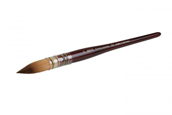 Brustro Kolinsky Imitation Watercolour Quill Mop Brush (Open Stock)