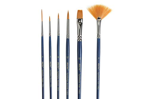 Brustro Artists' Watercolor Travel Brush Set B