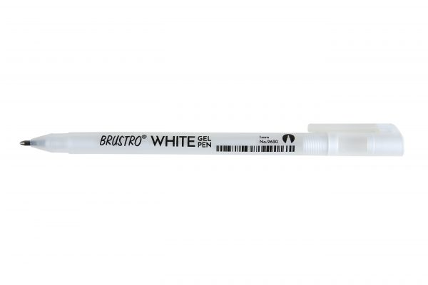Brustro White Gel Pen Set of 6