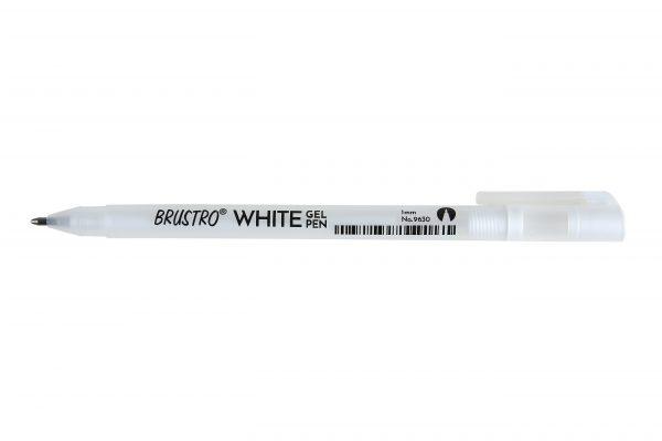 Brustro White Gel Pen Set of 6