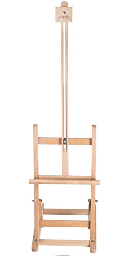 Brustro Artists' Tabletop H-Frame Wooden Easel 30 inches